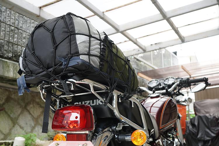125ccでバイクキャンプツーリングする時に大切なポイントを紹介