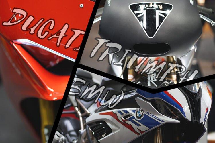 BMWとDUCATIとTRIUMPHの印象とR1200GSを選んだ理由を紹介