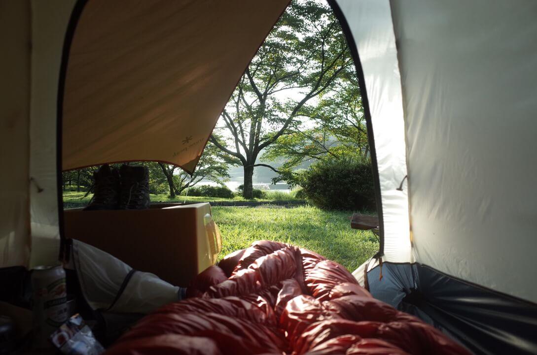 寝袋の選び方をまとめました。【バイク】【キャンプ】【レビュー】