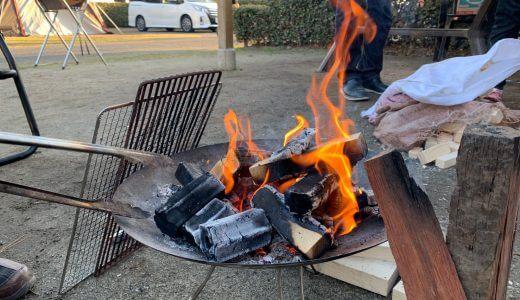 バイクキャンプでの 焚き火道具選びのポイント
