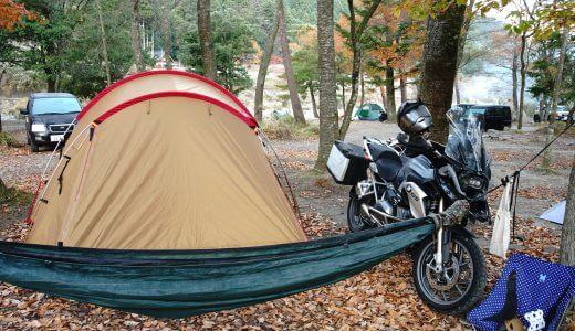バイクで行くキャンプ場選びのポイントまとめ【保存版】